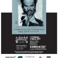 """""""Comicswave"""": i più celebri fumettisti italiani esposti a Casa Bruschi"""