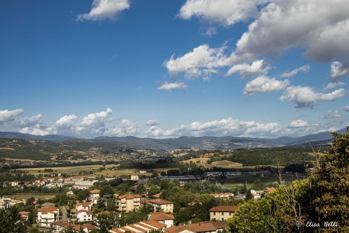 Le Vallate di Arezzo: Il Casentino, Bibbiena
