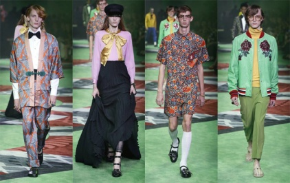 gucci spring summer