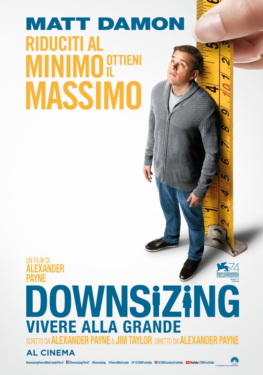 Downsizing: massima tecnologia minima economia