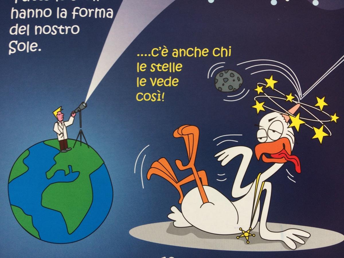 """BOOOM!!! È nato l'Universo. Viaggi e avventure di Ipazio """"sceriffo dello spazio"""""""