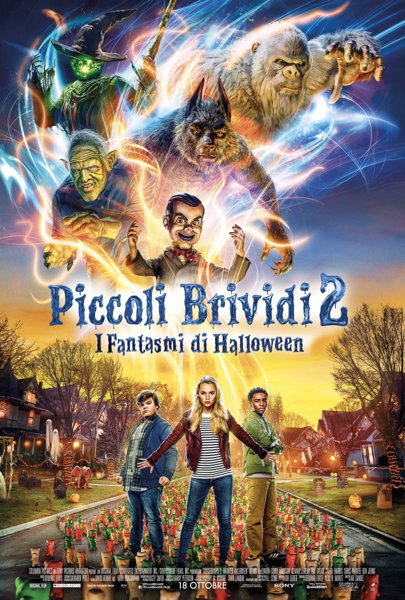 """Piccoli Brividi 2 : Augura uno """"Slappy Halloween"""""""